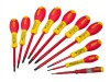 Stanley FatMax® Screwdriver Set Insulated 10pce Par/Flared /Pozi